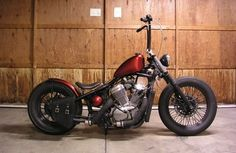 chopper | bobber | shadow vt600