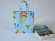 Child's Owl Print PVC Bag on Blue Background by OneLeggedGoose, £6.00  https://www.etsy.com/listing/127276557/childs-owl-print-pvc-bag-on-blue?ref=sr_gallery_5&ga_search_query=Small+Children%27s+purses&ga_order=most_relevant&ga_ship_to=ZZ&ga_page=16&ga_search_type=all&ga_view_type=gallery