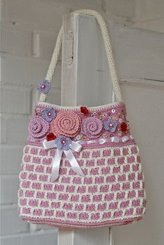 crochet purse | Flickr - Photo Sharing!