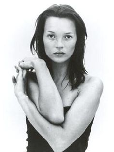Classic 1990's Kate Moss for Calvin Klein. Unmatched nonchalance.