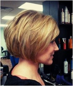 Best Short Bob Haircuts for Women: Side View