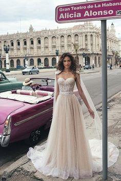 Courtesy of Julie Vino Wedding Dresses; Wedding dress idea. #WeddingDress