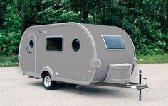 Microlite RV Teardrop Travel Trailer - TADA   A base camp for Moab?