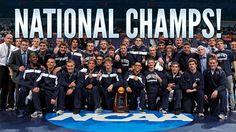 Penn State Wrestling. National Champions. AGAIN!