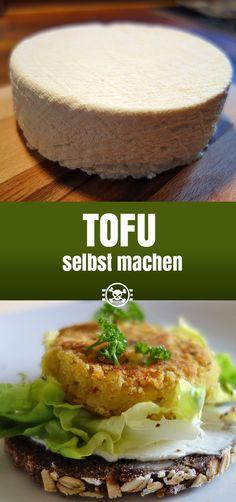 Tofu selbst machen - eine Schritt-für-Schritt-Anleitung