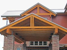 Heavy Timber Trusses - Western Wood Structures, Inc.