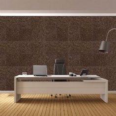 insulation cork wall tiles