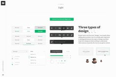 Medium Brand Development by Leigh Taylor, via Behance
