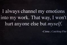 the hunger game quote