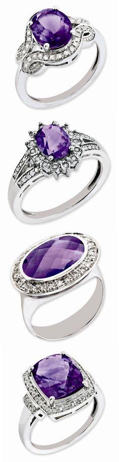 Gemstone Rings Collection - Fashion Rings - Wedding Rings