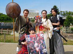 千姫ヒロイン「活劇」上演、ゆかりの姫路城でPR-元関テレ・山本アナ初舞台も話題に(写真ニュース)