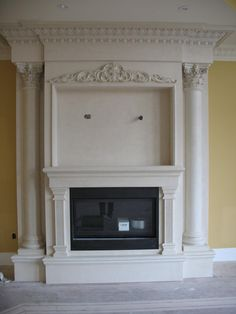 Lovely Mantel For Fireplace #2 Fireplace Mantel Designs