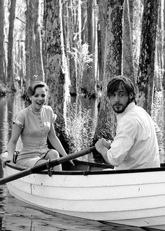 The Notebook - this movie's so great I can't stand it.