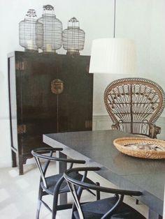 ♕ Simply Divine #Interiordesign ~ Chinese antique cabinet ★