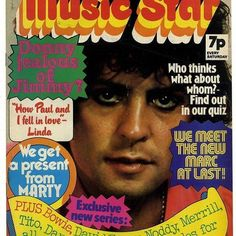 A Marc In Time...November 24th 1973  Music Star Magazine