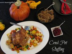 Crock Pot Stuffing R
