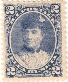 Hawaii stamp5