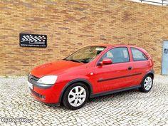 Opel Corsa 1.4 16v Sport Novembro/01 - à venda - Ligeiros Passageiros, Lisboa - CustoJusto.pt