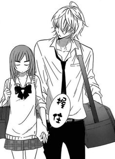 Yuki y Naruse // Namaikizakari