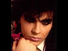 Nick Rhodes, Duran Duran. Always had a bit of a thing for him.