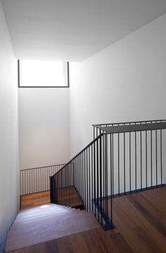 Handrail at Cap Vermell Cultural Center by BB Arquitectes