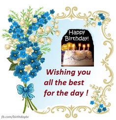 3 happy birthday wishes cards timeline birthdays pinterest 3 happy birthday wishes cards timeline m4hsunfo