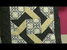 Vida com Arte | Bloco estrela em patchwork por Ana Consentino - 18 de Se...
