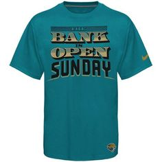 The 'Bank is open Sunday and ready for BUSINESS! GO JAGS!