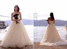 İntikam - Yağmur (Beren Saat), Vera Wang Wedding Dress