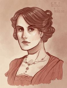 Mary Crawley by firstfruits.deviantart.com on @deviantART