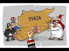 EL PROBLEMA EN SIRIA AQUI TE LO EXPLICO - - Compartilo...!!