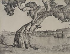 Lloyd Rees: Painting with Pencil 1930-1936