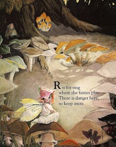 """""""R is for Ring"""" - Fanny Y. Cory by docarelle, via Flickr"""