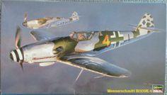 Hasegawa 1/48 Kit- WW2 German Messerschmitt Bf109K-4