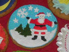 biscotti natalizi in pasta di zucchero