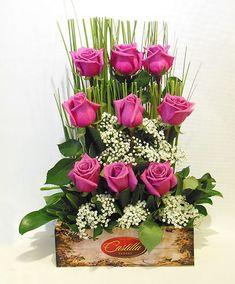 flores arreglos - Buscar con Google #arreglosflorales