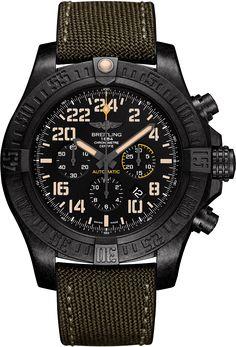 9ebc4b8d260 La Cote des Montres   La montre Breitling Avenger Hurricane Military - La  nouvelle force de