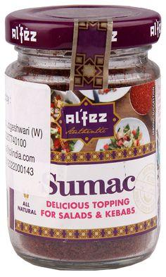 Al'Fez Sumac 38 g: Amazon.co.uk: Grocery