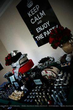 Fifty Shades of Grey Themed Party via Kara's Party Ideas | Kara'sPartyIdeas.com #fifty #shades #of #grey #themed #party #supplies #ideas (6)