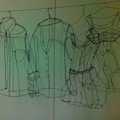 wire garments - Google Search