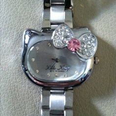 Hello Kitty Watch!