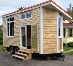 The Harmony Tiny House by Full Moon Tiny Shelters