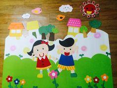 키드키즈 > 도란도란 > 사진갤러리 Nursery Rhymes Preschool, Preschool Art, Classroom Decor, Bulletin Boards, Kindergarten, Arts And Crafts, Cricut, Kids Rugs, Cartoon