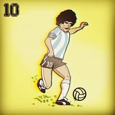 Diego. Football Art, Bart Simpson, Fictional Characters, Sports