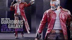 Guardiani della galassia: nuova action figure Hot Toys di Star-Lord