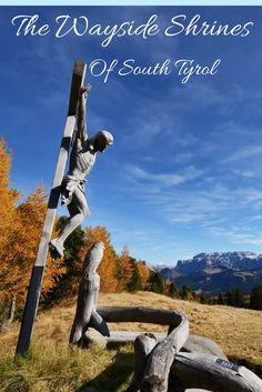 Hikers stumble upon wayside shrines along paths, waalwegs and in fields scattered throughout South Tyrol, Italy. Each marker provides a glimpse into the history and culture from generations past.