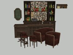 HafiseAzale: Bar Set