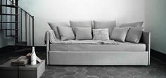 """Madil"" sofa bed by Ivano Redaelli"