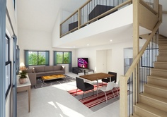 "Lifestyle Granny Flats - ""Manor"" (Interior)"
