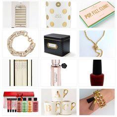 Best gifts under $50! http://goldstripes.weebly.com/